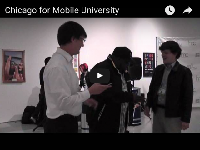 Chicago for Mobile University
