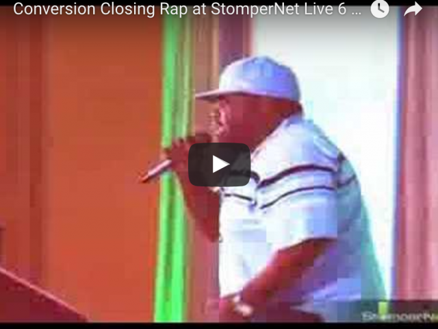 Conversion Closing Rap at StomperNet Live 6 by the SEO Rapper