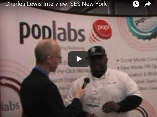 Interview with Sage Lewis